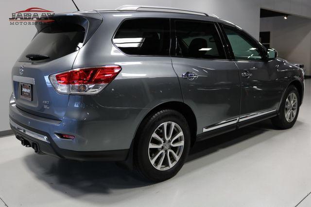 2015 Nissan Pathfinder SL Merrillville, Indiana 4