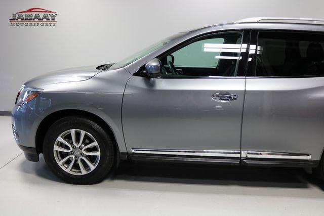 2015 Nissan Pathfinder SL Merrillville, Indiana 36