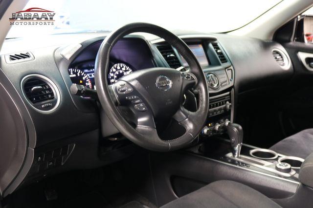 2015 Nissan Pathfinder SV Merrillville, Indiana 9