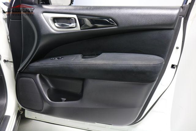 2015 Nissan Pathfinder SV Merrillville, Indiana 24