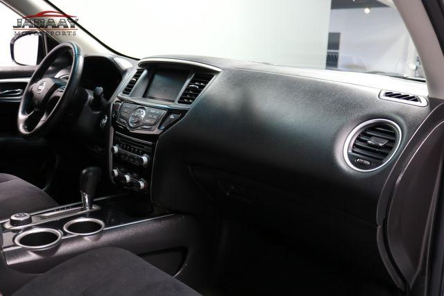 2015 Nissan Pathfinder SV Merrillville, Indiana 17