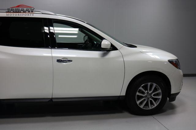 2015 Nissan Pathfinder SV Merrillville, Indiana 38