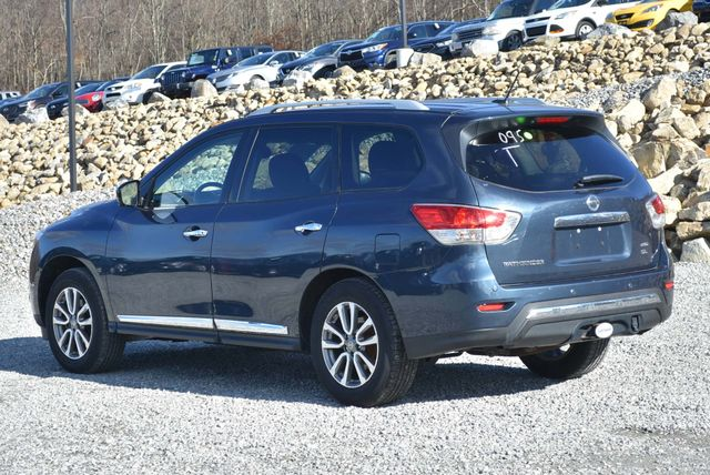 2015 Nissan Pathfinder SL Naugatuck, Connecticut 2