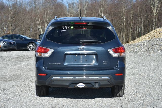 2015 Nissan Pathfinder SL Naugatuck, Connecticut 3