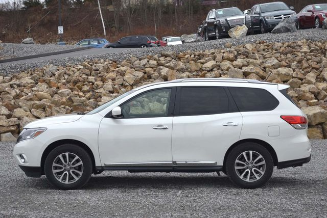 2015 Nissan Pathfinder SL Naugatuck, Connecticut 1