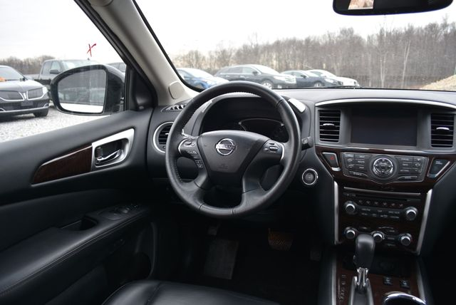 2015 Nissan Pathfinder SL Naugatuck, Connecticut 15