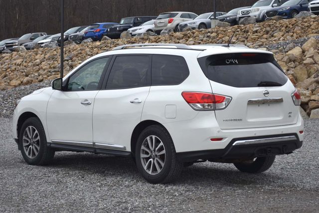 2015 Nissan Pathfinder SL Naugatuck, Connecticut 2