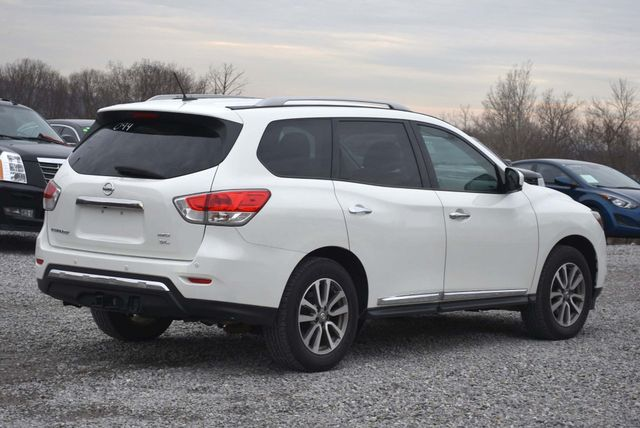 2015 Nissan Pathfinder SL Naugatuck, Connecticut 4