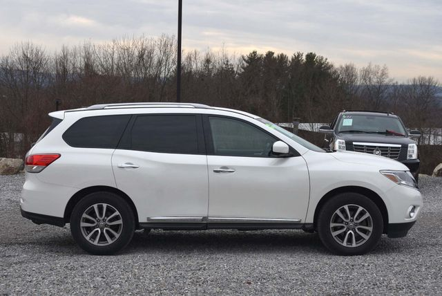 2015 Nissan Pathfinder SL Naugatuck, Connecticut 5