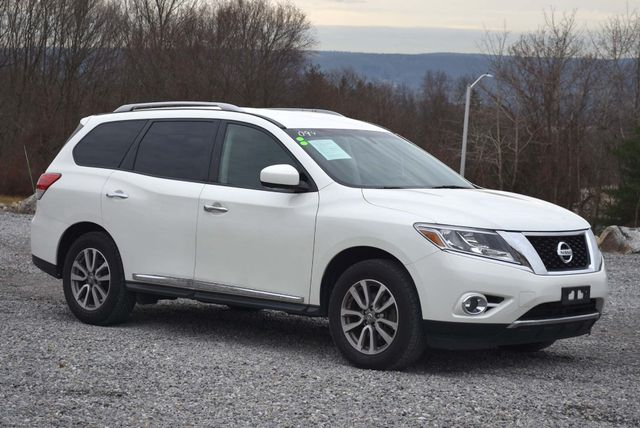 2015 Nissan Pathfinder SL Naugatuck, Connecticut 6