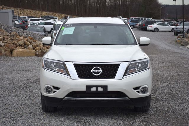 2015 Nissan Pathfinder SL Naugatuck, Connecticut 7