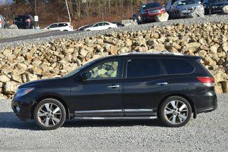 2015 Nissan Pathfinder Platinum Naugatuck, Connecticut 1