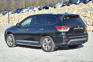 2015 Nissan Pathfinder Platinum Naugatuck, Connecticut 2