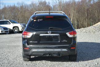2015 Nissan Pathfinder Platinum Naugatuck, Connecticut 3