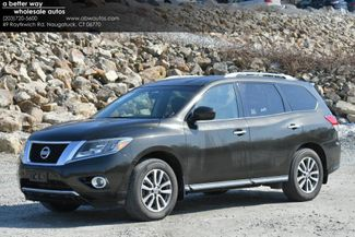 2015 Nissan Pathfinder SV Naugatuck, Connecticut