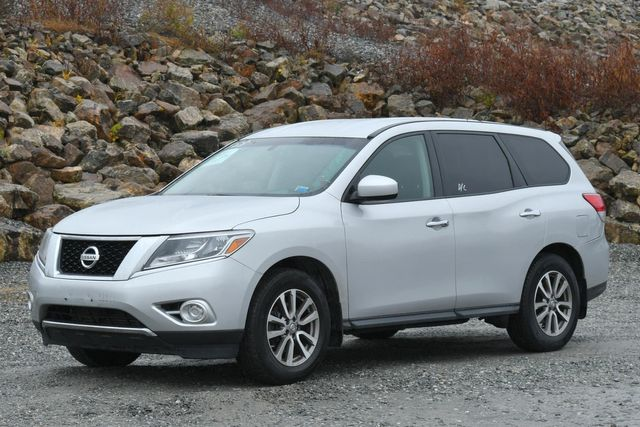 2015 Nissan Pathfinder S Naugatuck, Connecticut