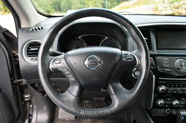 2015 Nissan Pathfinder SV Naugatuck, Connecticut 22