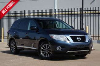 2015 Nissan Pathfinder SL*Nav* BU Cam* Sunroof* Only 72k* 3rd Row** | Plano, TX | Carrick's Autos in Plano TX
