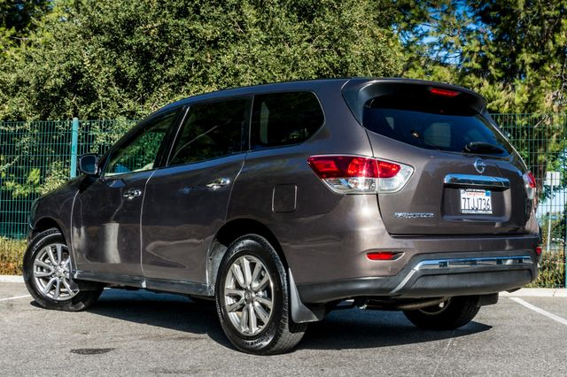 2015 Nissan Pathfinder S Reseda, CA 6