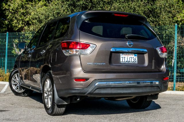 2015 Nissan Pathfinder S Reseda, CA 7
