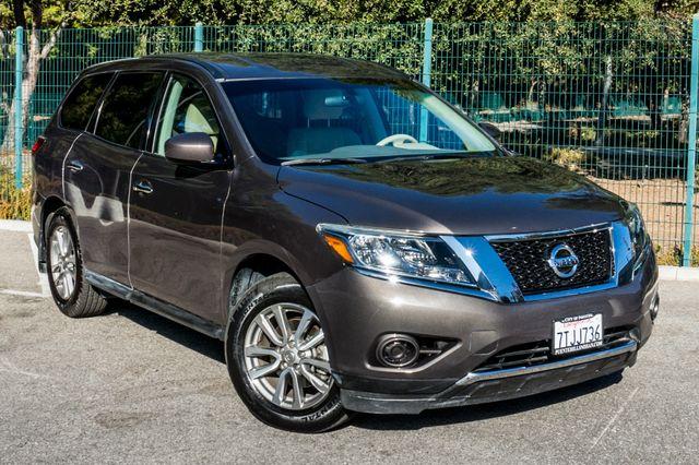 2015 Nissan Pathfinder S Reseda, CA 45