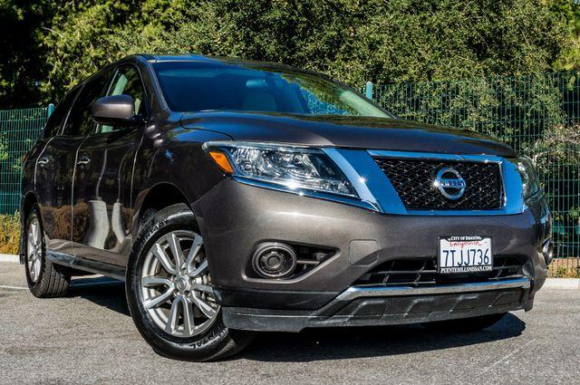 2015 Nissan Pathfinder S Reseda, CA 44