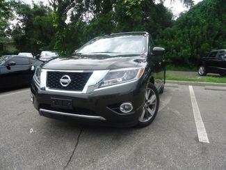 2015 Nissan Pathfinder Platinum 4X4 ENTERTAINMENT. NAVI. PANO. TOW SEFFNER, Florida