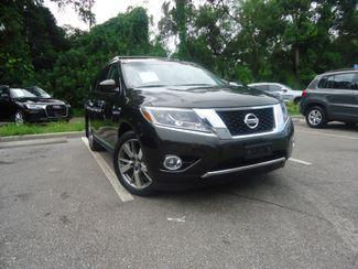 2015 Nissan Pathfinder Platinum 4X4 ENTERTAINMENT. NAVI. PANO. TOW SEFFNER, Florida 11