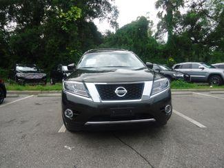 2015 Nissan Pathfinder Platinum 4X4 ENTERTAINMENT. NAVI. PANO. TOW SEFFNER, Florida 12
