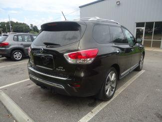 2015 Nissan Pathfinder Platinum 4X4 ENTERTAINMENT. NAVI. PANO. TOW SEFFNER, Florida 17