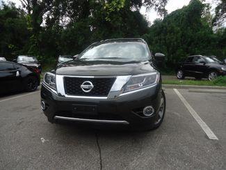 2015 Nissan Pathfinder Platinum 4X4 ENTERTAINMENT. NAVI. PANO. TOW SEFFNER, Florida 8