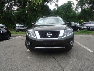2015 Nissan Pathfinder Platinum 4X4 ENTERTAINMENT. NAVI. PANO. TOW SEFFNER, Florida 9