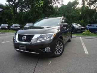 2015 Nissan Pathfinder SL 4X4. PANORAMA. NAVI. TOW PKG SEFFNER, Florida