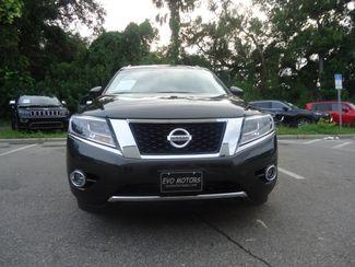 2015 Nissan Pathfinder SL 4X4. PANORAMA. NAVI. TOW PKG SEFFNER, Florida 11