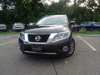 2015 Nissan Pathfinder SL 4X4. PANORAMA. NAVI. TOW PKG SEFFNER, Florida 7