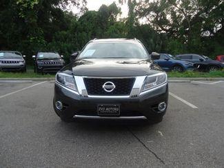 2015 Nissan Pathfinder SL 4X4. PANORAMA. NAVI. TOW PKG SEFFNER, Florida 8