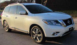 2015 Nissan Pathfinder Platinum St. Louis, Missouri