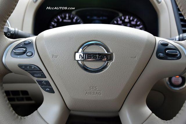 2015 Nissan Pathfinder SV Waterbury, Connecticut 29