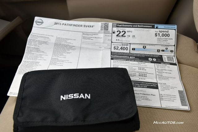 2015 Nissan Pathfinder SV Waterbury, Connecticut 40