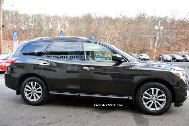 2015 Nissan Pathfinder SV Waterbury, Connecticut 6