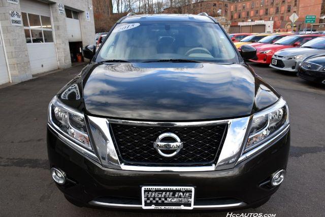 2015 Nissan Pathfinder SV Waterbury, Connecticut 8
