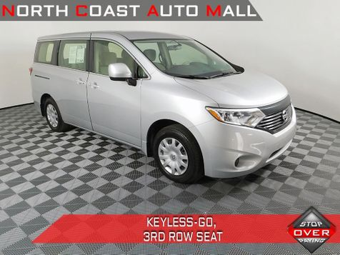 2015 Nissan Quest S in Cleveland, Ohio