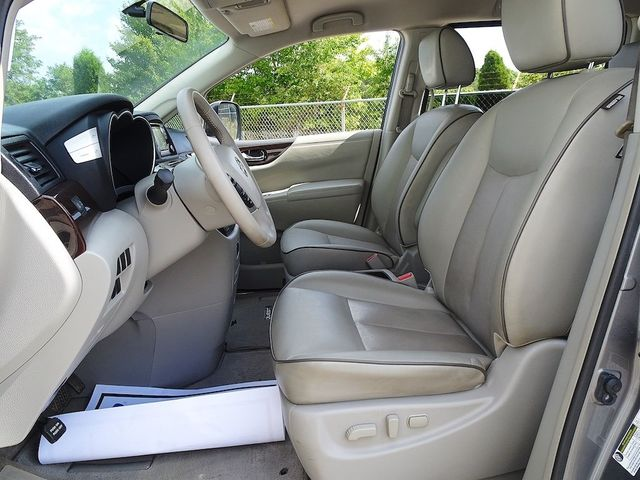 2015 Nissan Quest SV Madison, NC 26