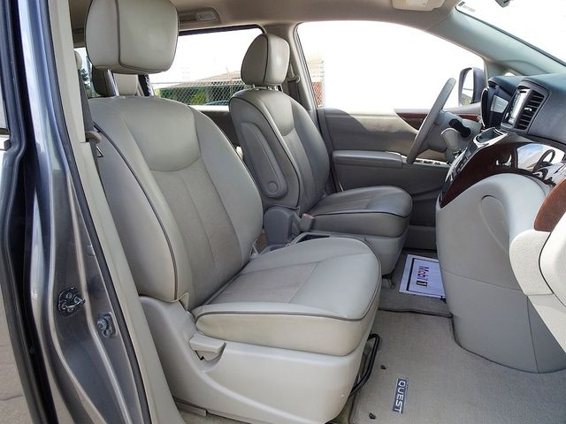 2015 Nissan Quest SV Madison, NC 40