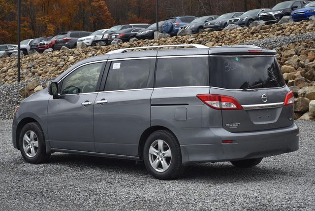 2015 Nissan Quest SV Naugatuck, Connecticut 2