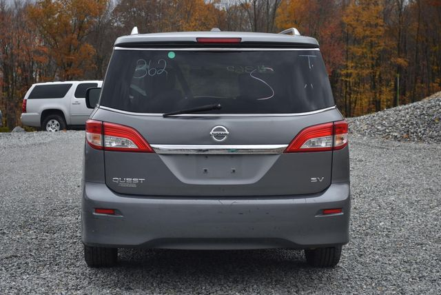 2015 Nissan Quest SV Naugatuck, Connecticut 3