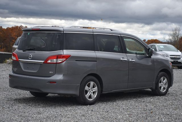 2015 Nissan Quest SV Naugatuck, Connecticut 4