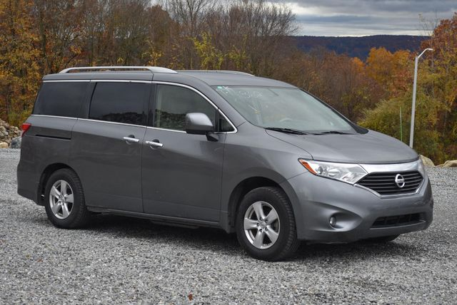2015 Nissan Quest SV Naugatuck, Connecticut 6