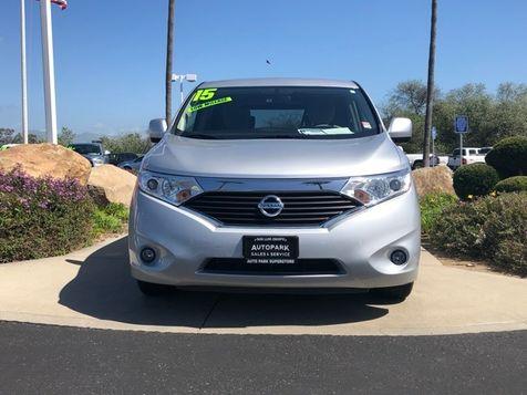 2015 Nissan Quest 3.5 S | San Luis Obispo, CA | Auto Park Sales & Service in San Luis Obispo, CA