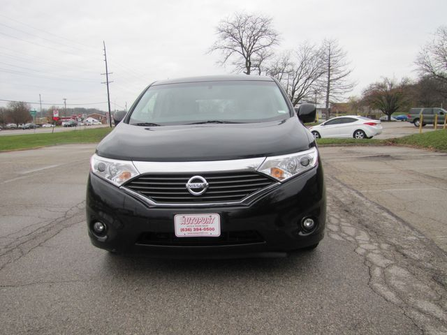 2015 Nissan Quest SV St. Louis, Missouri 1